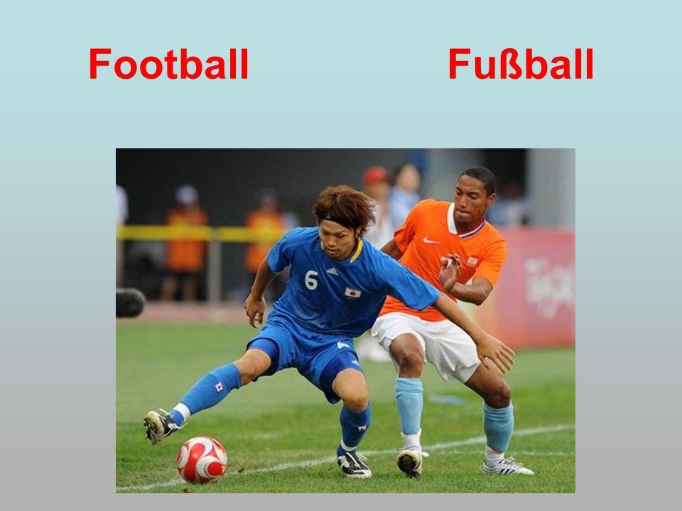 Football Fußball