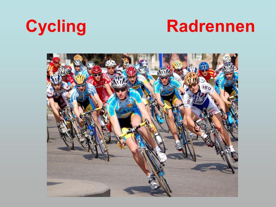 Cycling Radrennen