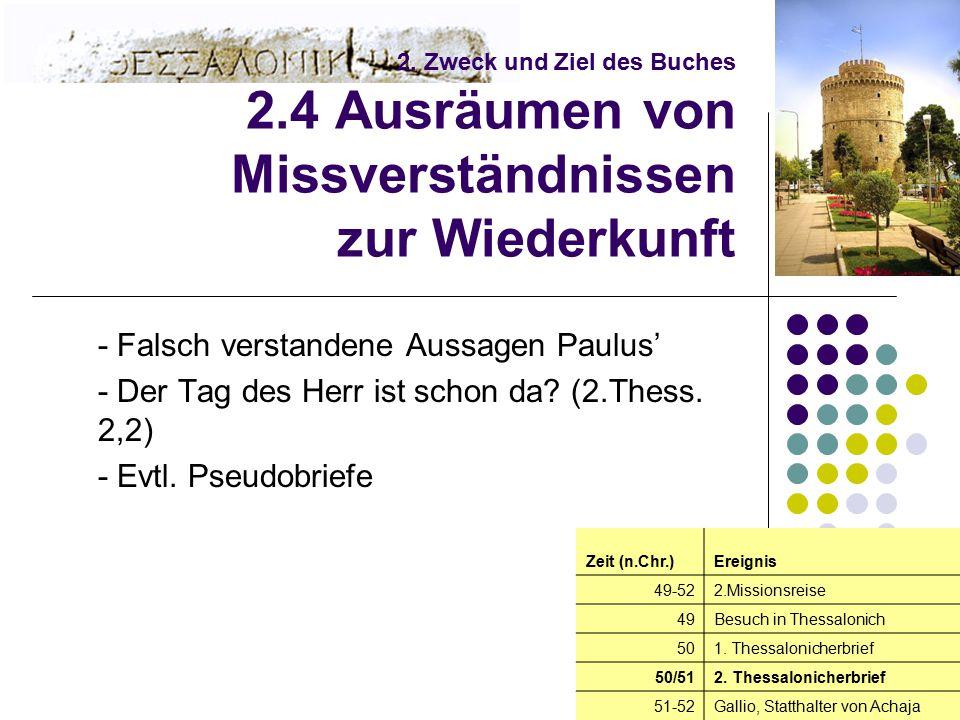 10 3.Buchinhalt 3.1 Aufbau und Gliederung -A U F B A U (Gedankengang) - Gruß und Vorstellung - 1.