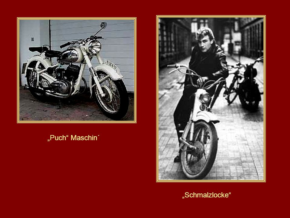 "Horst Buchholz ""Die Halbstarken Elvis Presley"