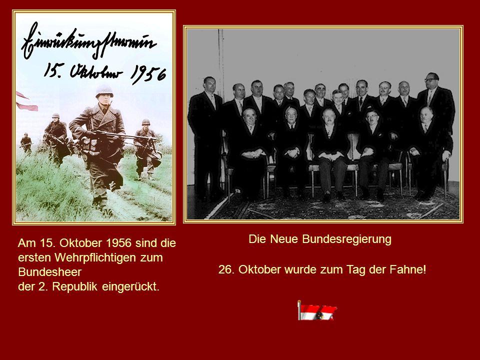 18.7.1956: Wieder Schwarzenbergplatz und Reichsbrücke Im zuständigen Gemeinderatsausschuss wurden heute die Rückbenennungen folgender Verkehrsflächen