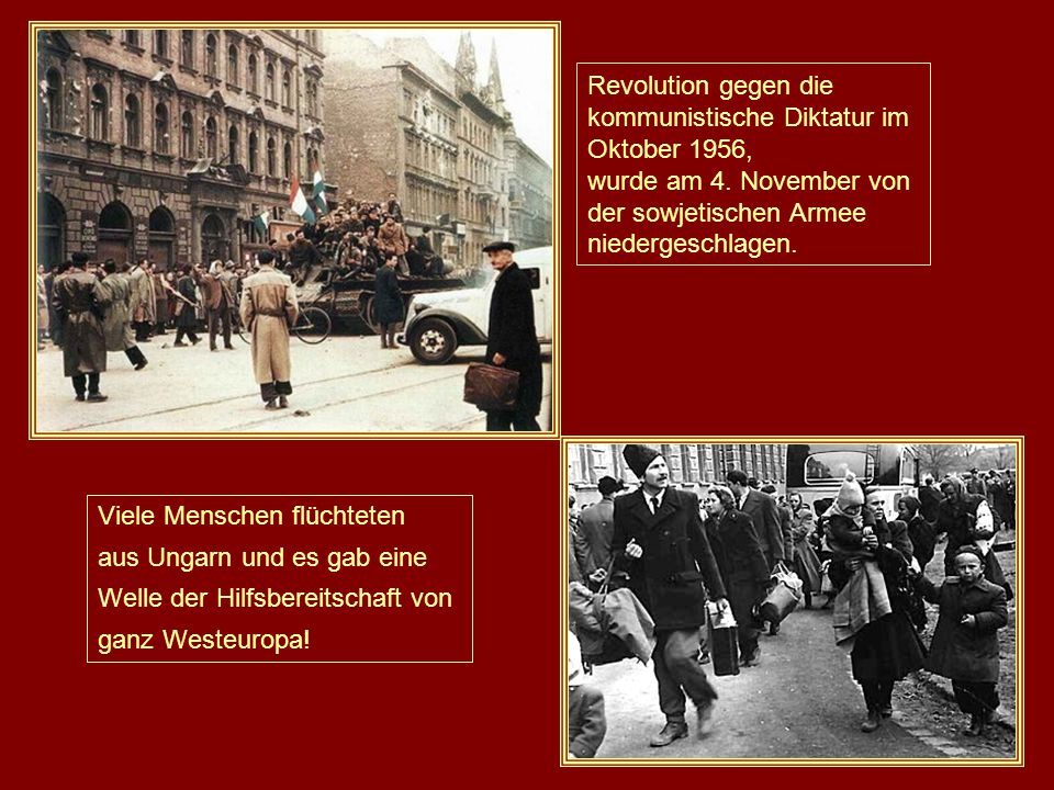 Am 15. Oktober 1956 sind die ersten Wehrpflichtigen zum Bundesheer der 2. Republik eingerückt. Die Neue Bundesregierung 26. Oktober wurde zum Tag der