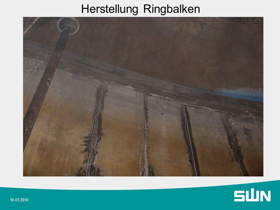 18.03.2010 Herstellung Ringbalken