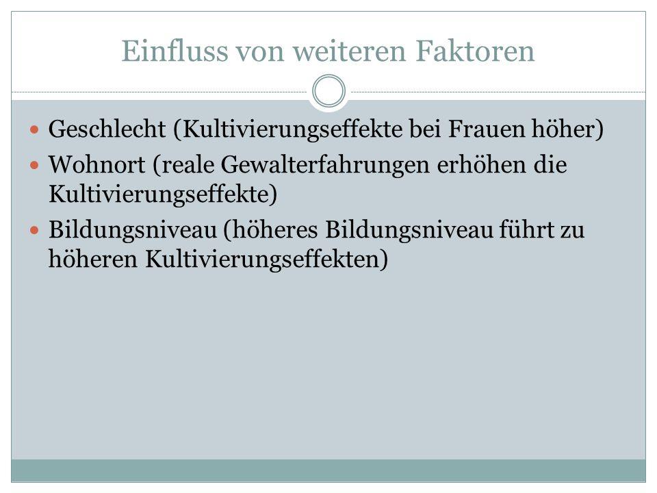 Quellen http://arbeitsblaetter.stangl-taller.at Bonfadelli, Heinz: Medienwirkungsforschung I Grundlagen.