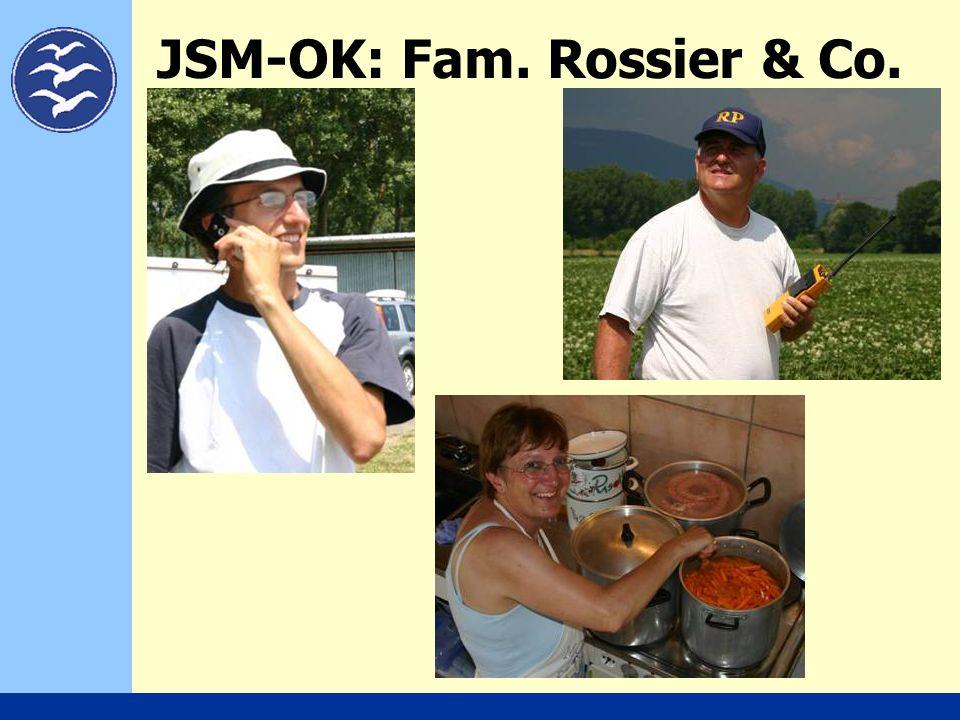 JSM-OK: Fam. Rossier & Co.