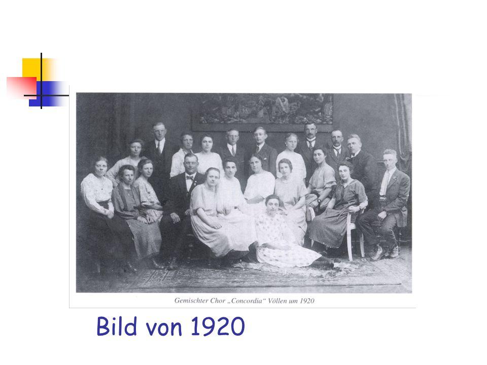 Bild von 1920