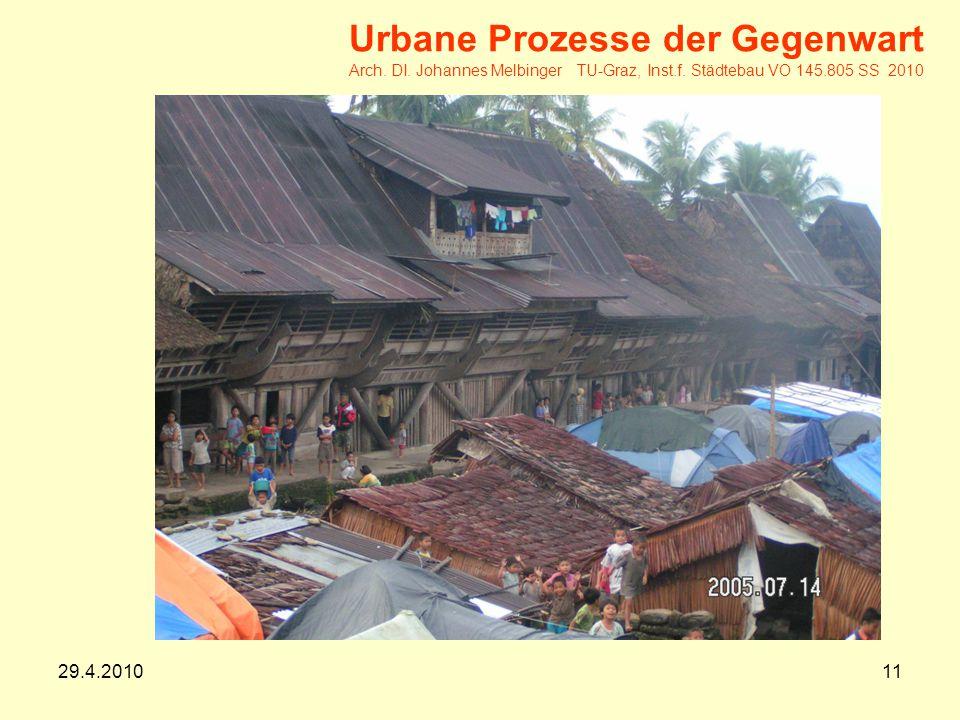 29.4.201011 Urbane Prozesse der Gegenwart Arch.DI.