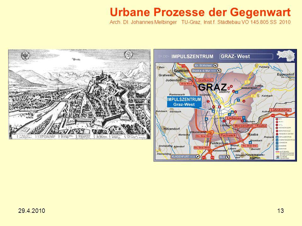 29.4.201013 Urbane Prozesse der Gegenwart Arch.DI.