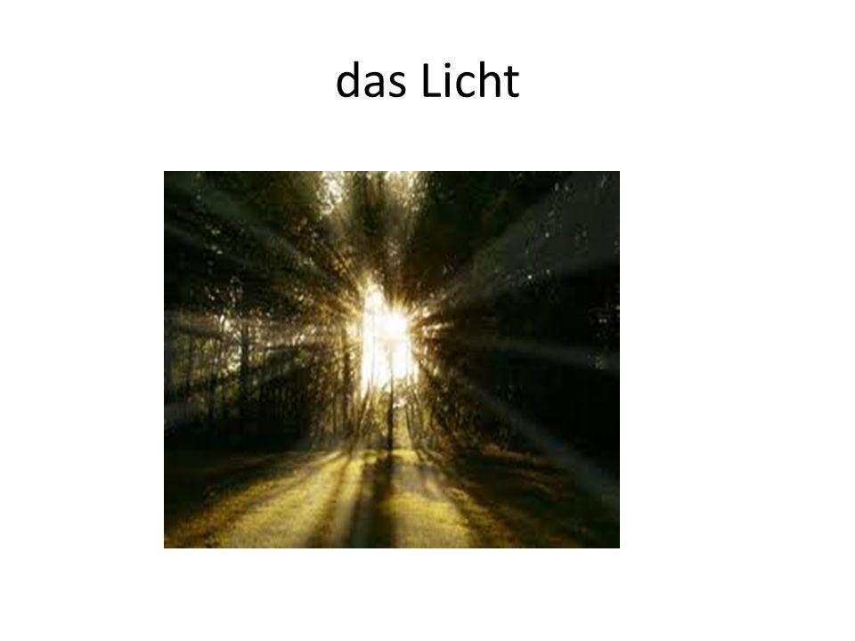 das Licht