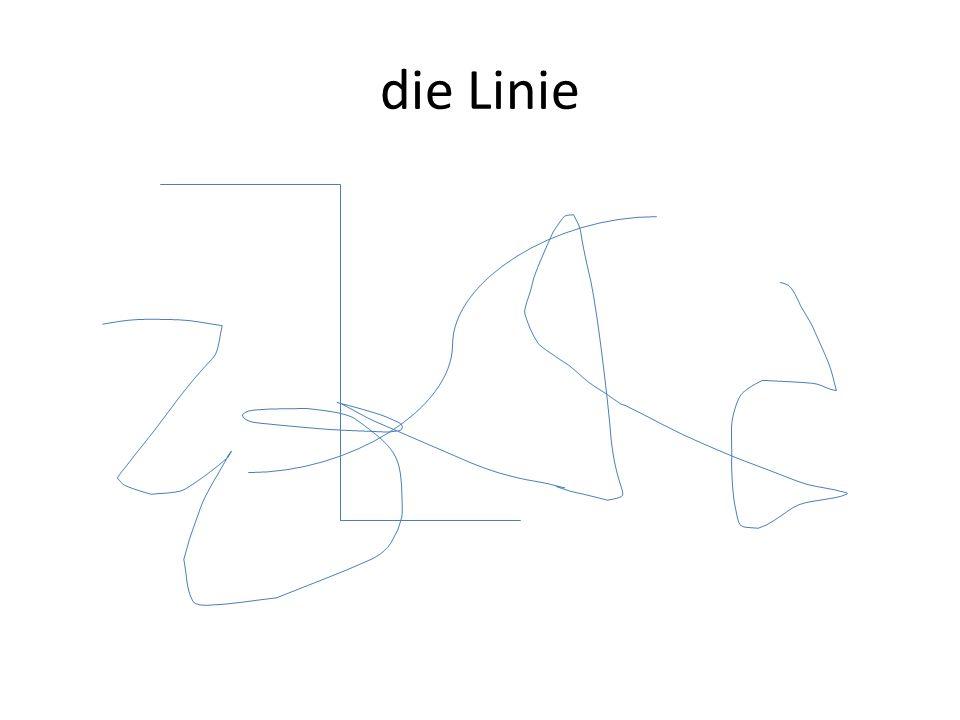 die Linie