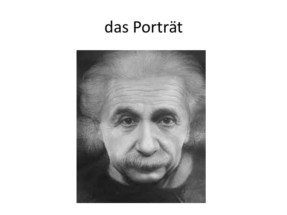 das Porträt