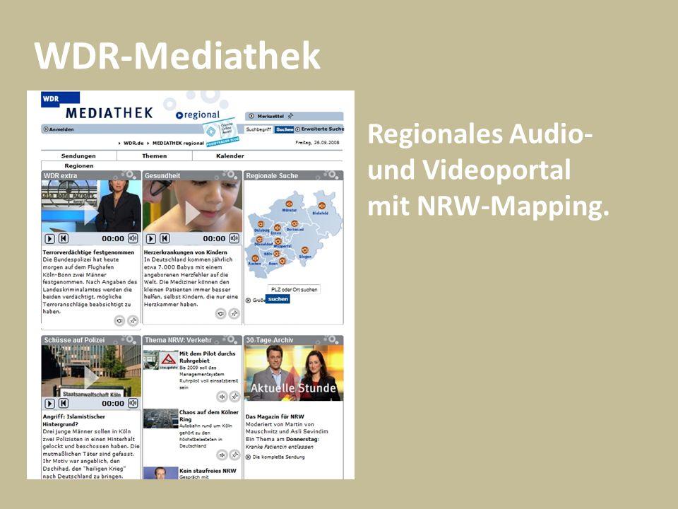 Und dann sind da noch: 6500 Radiosender mit ihren Homepages.