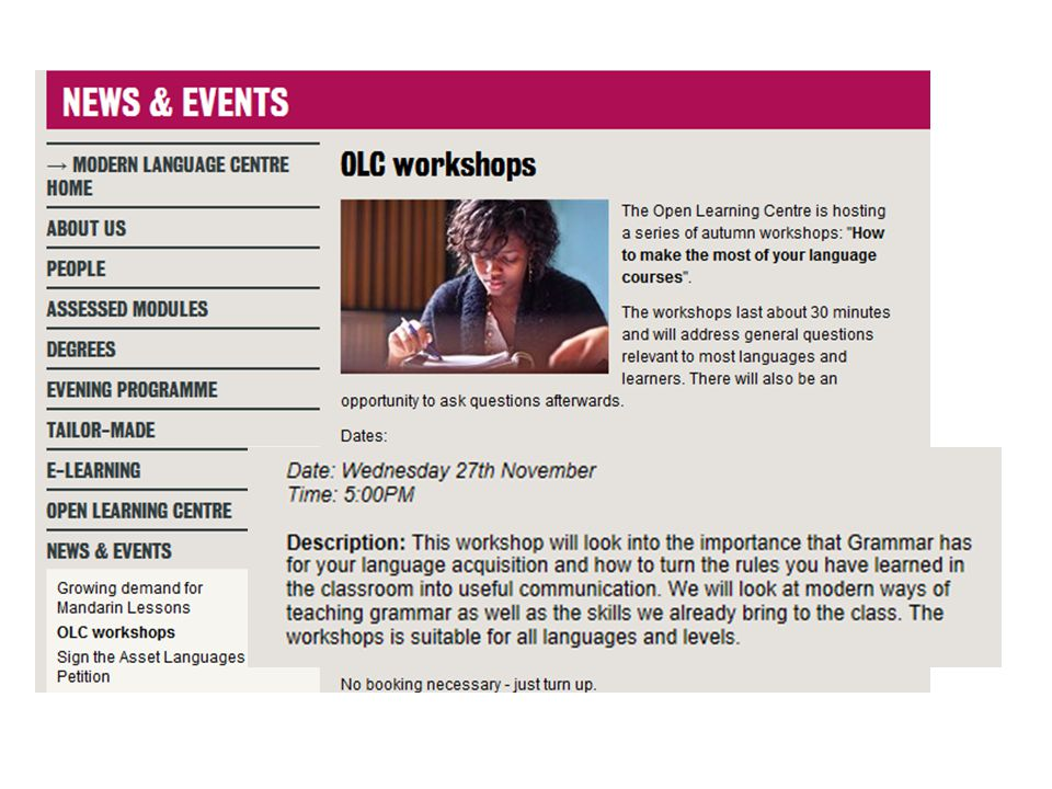How do I book.Please email open-learning@kcl.ac.uk with your course details (i.e.