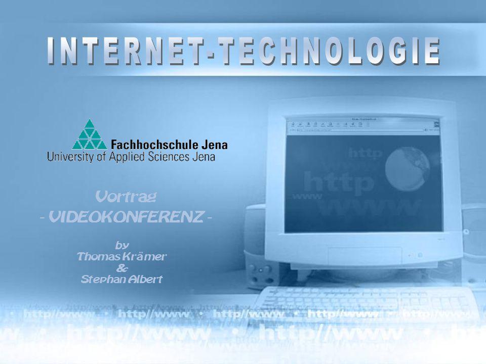 Internetvideokonferenz 3.Verbindungstechniken 2. Arten von Videokonferenzsystemen 5.
