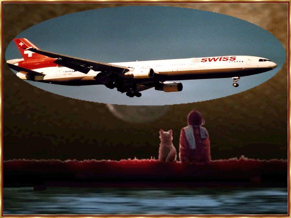 """Pilot: """"Erbitten Starterlaubnis. Tower: """"Sorry, wir haben Ihren Flugplan nicht."""