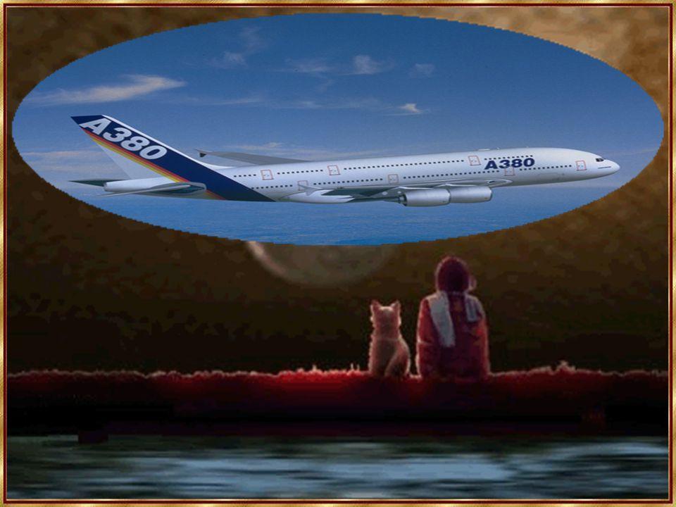 """Tower: """"Sind sie ein Airbus 320 oder 340 Pilot: """"Ein A 340 natürlich! Tower: """"Würden Sie dann bitte vor dem Start auch die anderen beiden Triebwerke starten"""