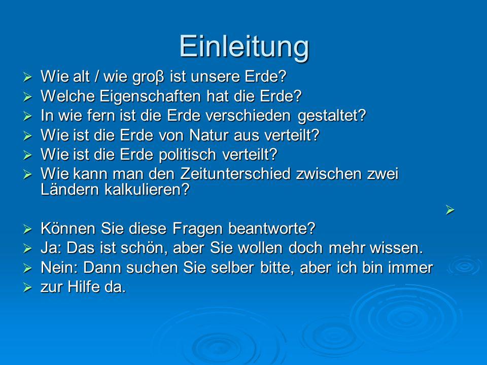 Zielgruppe  Schüler im Alter von 15 bis 17, die die deutsche Sprache 3 – 4 Jahre gelernt haben.