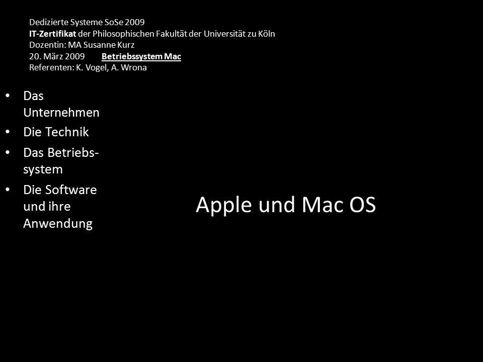 Allgemeine Technologien I SoSe 2009 IT-Zertifikat der Philosophischen Fakultät der Universität zu Köln Dozentin: MA Susanne Kurz 20.