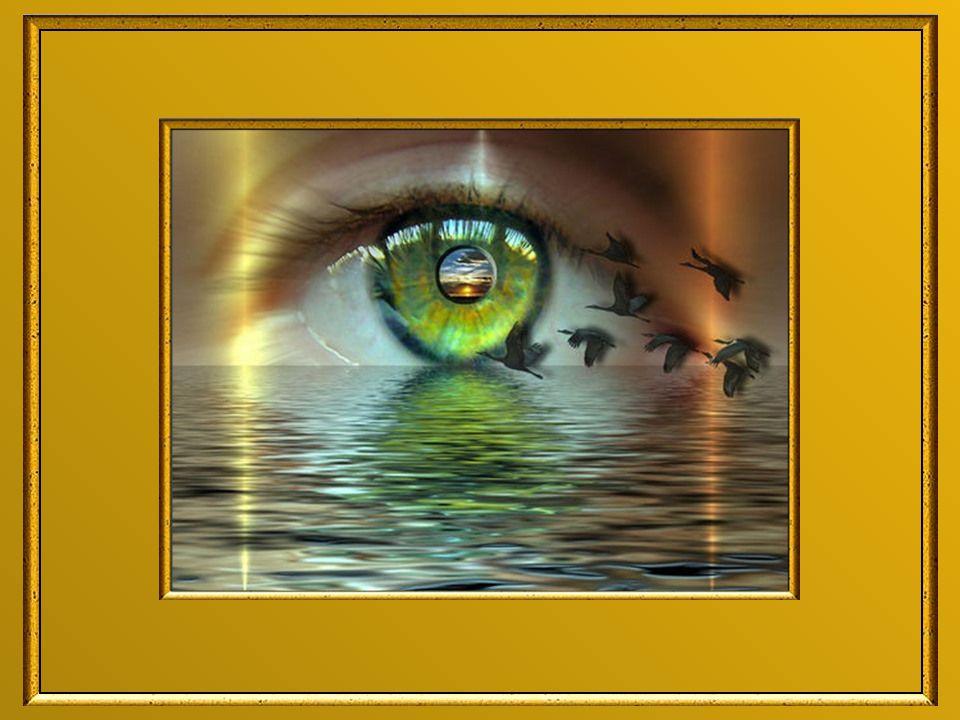 Sehnsucht ist der verträumte Blick eines geflügelten Herzens aus dem verschlossenen Vogelkäfig. Andreas Tenzer