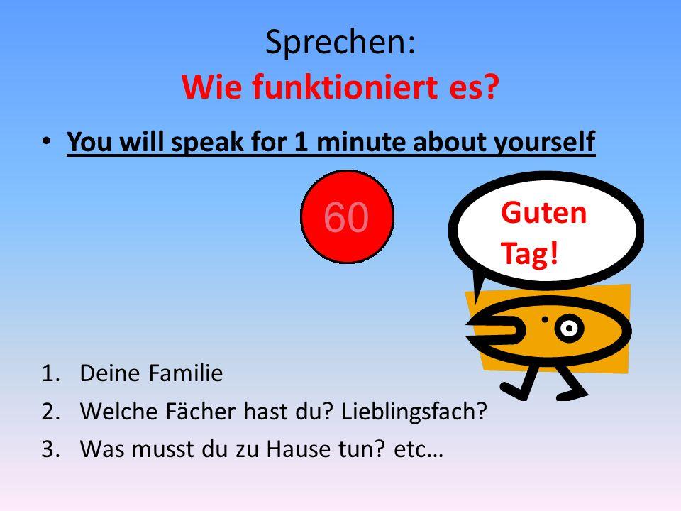 LT: Separable Prefix Wie sagt man….I must clean up my room.