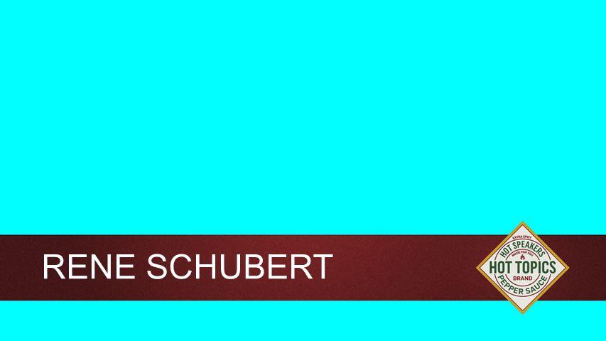 RENE SCHUBERT