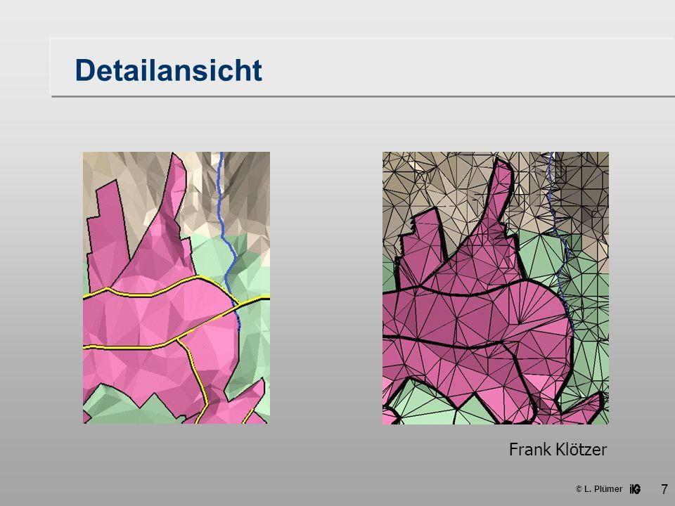© L. Plümer 7 Detailansicht Frank Klötzer
