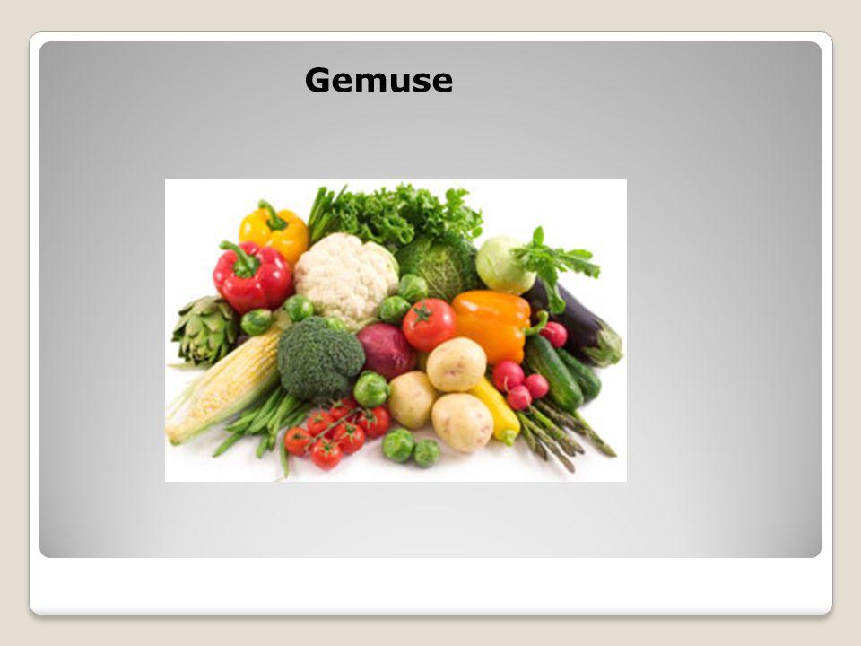 Gemuse