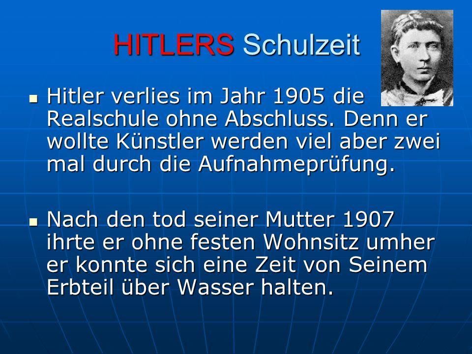 Hitler Meldet sich für den 1.Weltkrieg 1914 1914 16.