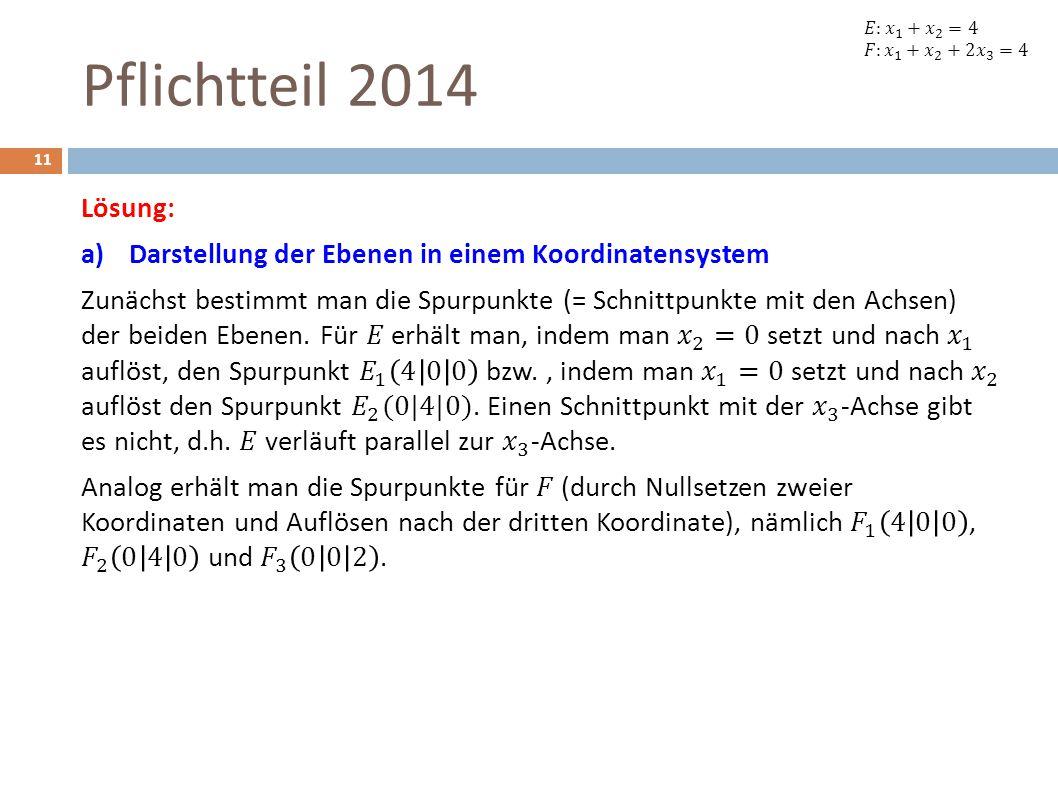 Pflichtteil 2014 11