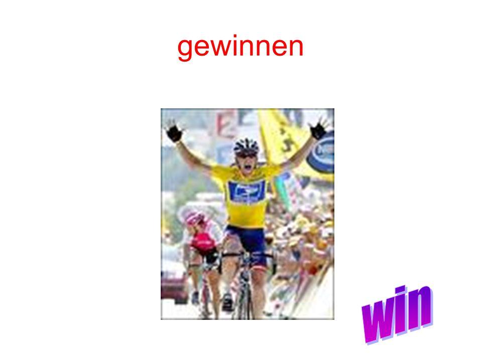 gewinnen