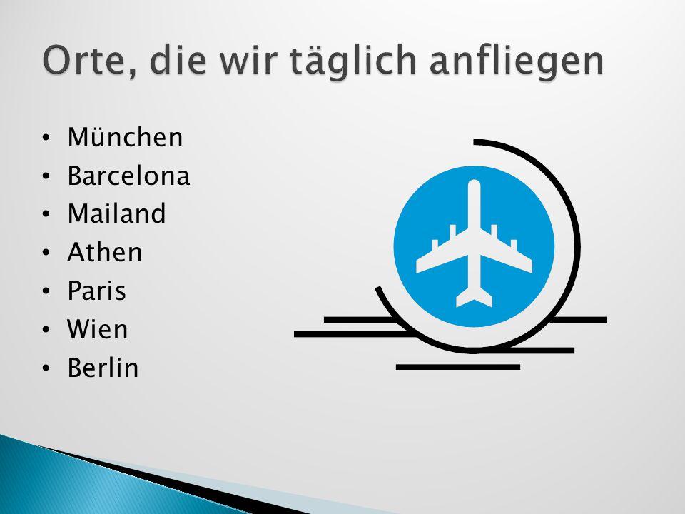  Unser Flugzeuge sind top fit  Unsere Piloten sind gut drauf  Unser Service ist 1A  Unsere Preise sind low level
