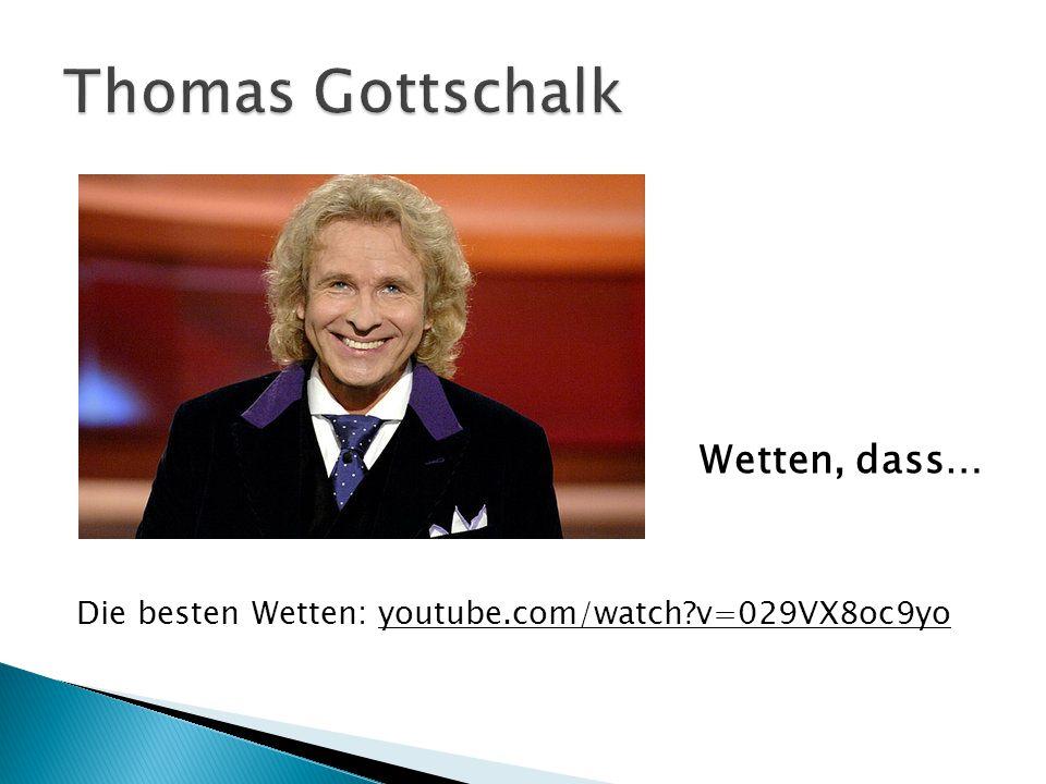 TV Total Stefan Raab  GNTM: youtube.com/watch?v=uvJfPuVE7jw