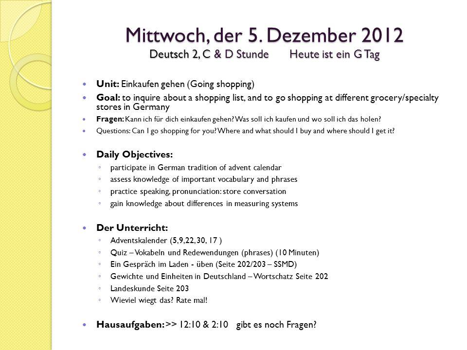 Hausaufgaben - homework ◦ Seite 210 Lesetrick und Werbung.