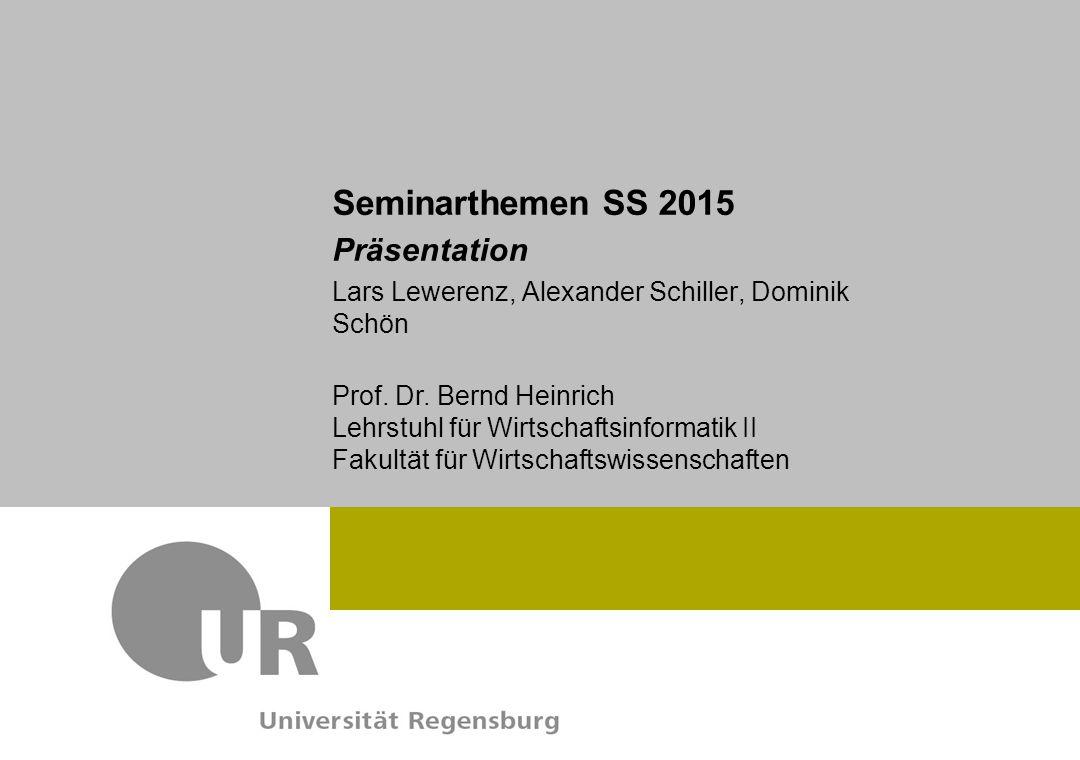 0.2 Projekt- und Praxisseminar Prof.Dr.