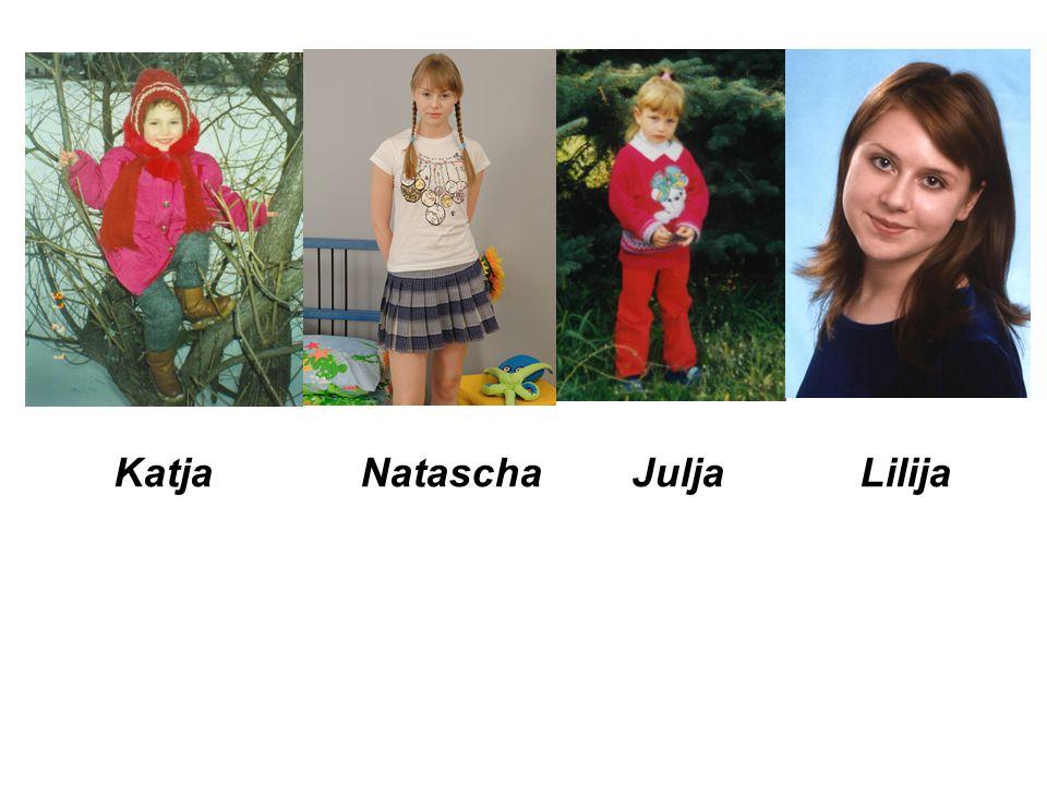 Katja Natascha Julja Lilija