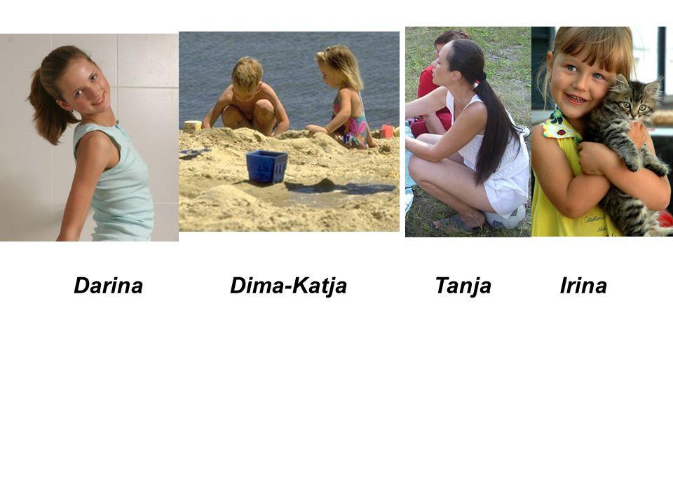 Darina Dima-Katja Tanja Irina