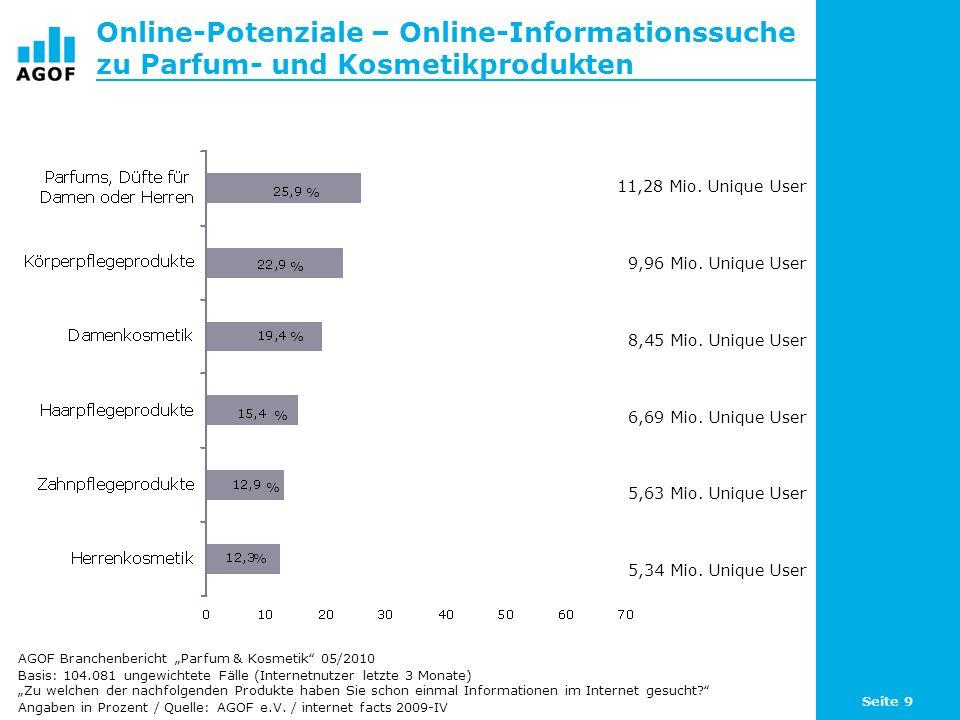 Seite 50 Themennutzung online: Nachrichten zum Weltgeschehen Basis: 104.081 ungewichtete Fälle (Internetnutzer letzte 3 Monate) Angaben in Prozent / Quelle: AGOF e.V.