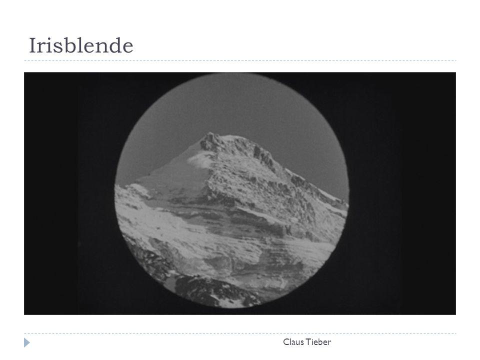 Irisblende Claus Tieber