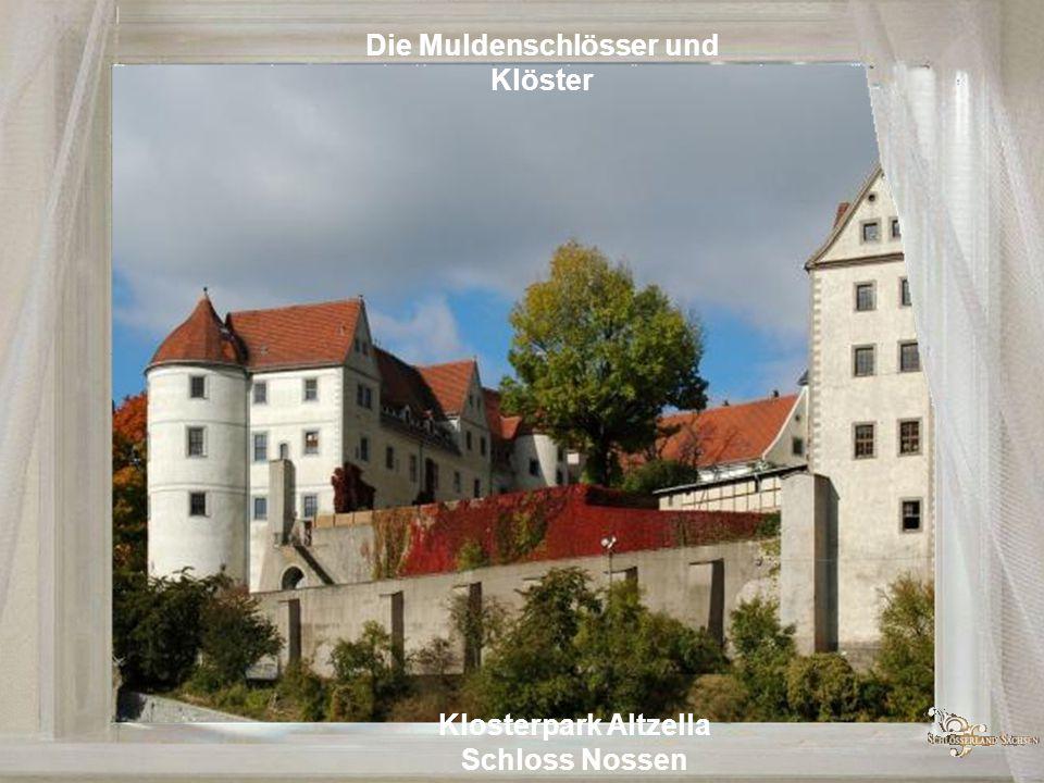 Die Muldenschlösser und Burgen Burg Mildenstein Schloss Rochlitz