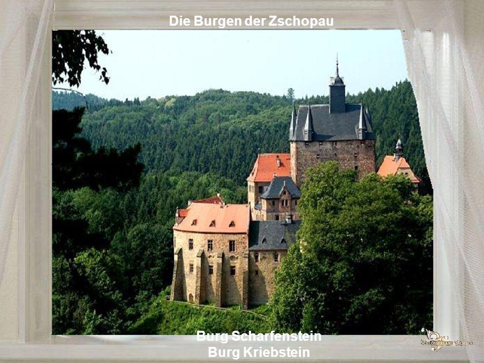 Die Muldenschlösser und Klöster Klosterpark Altzella Schloss Nossen