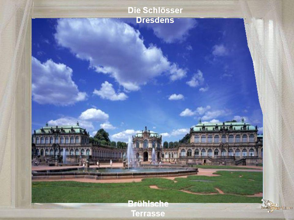 Stadtschloss Dresden Die Schlösser Dresdens