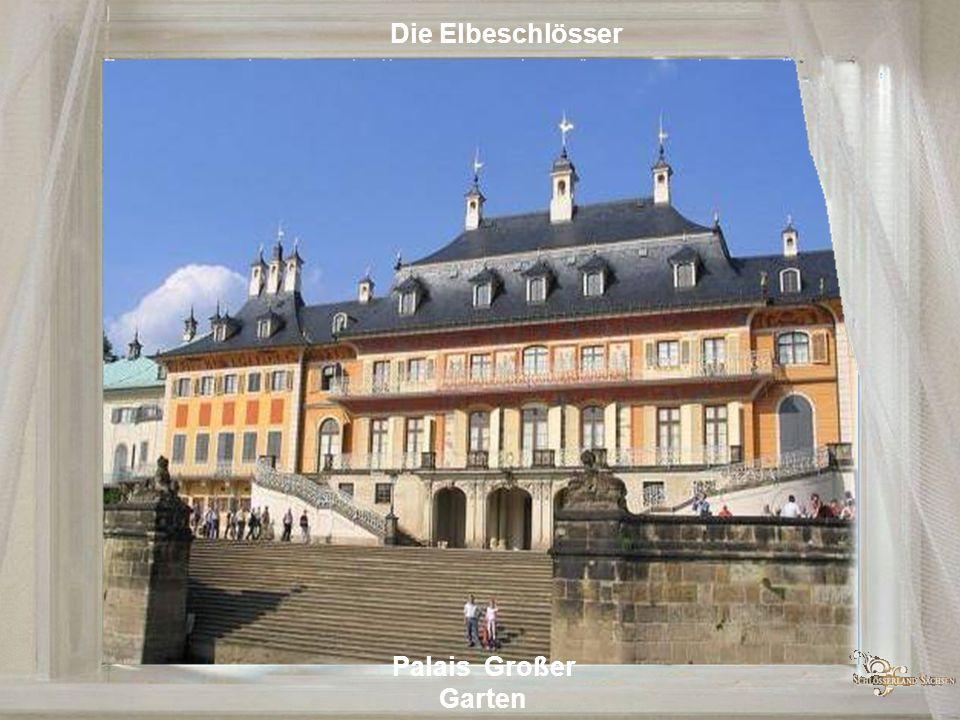 Brühlsche Terrasse Zwinger Die Schlösser Dresdens