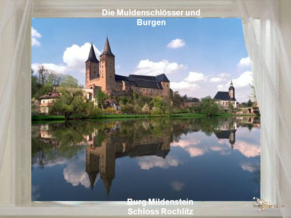 Die Schlösser der Lausitz Fürst-Pückler –Park Bad Muskau Barockschloss Rammenau