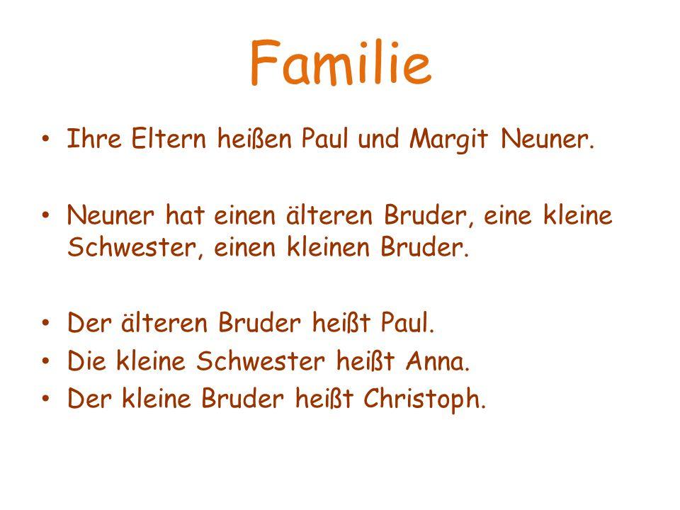 Über Neuner Magdalena Neuner ist am 9.Februar 1987 in Garmisch-Partenkirchen geboren.