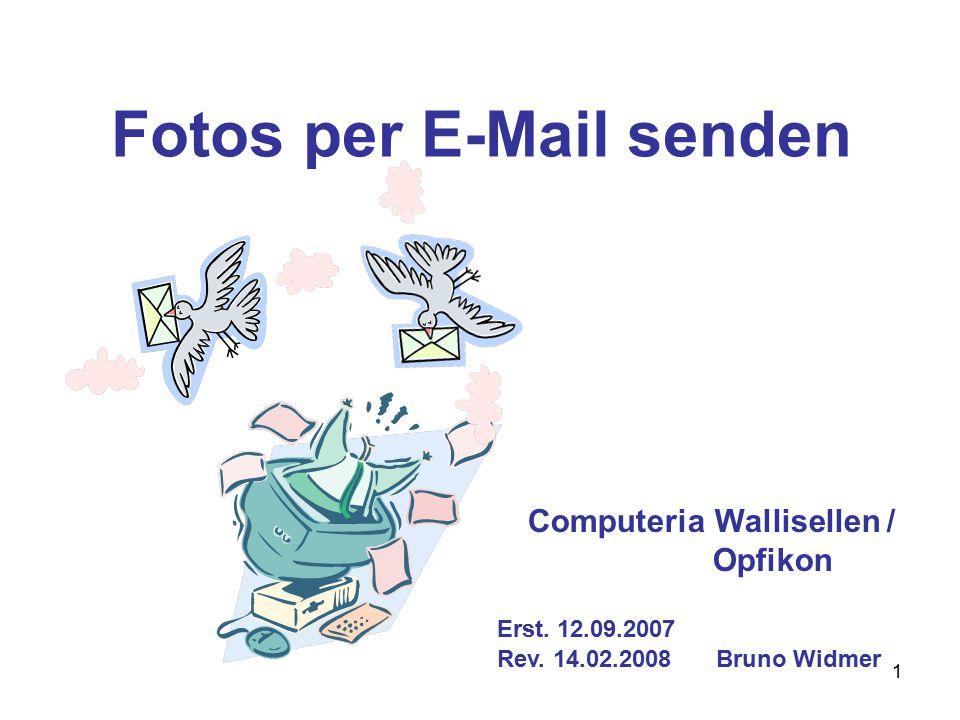 """12 Outlook > E-Mail > Einfügen > Datei > Enter >> oder Schalter """"Einfügen > Datei >> oder"""
