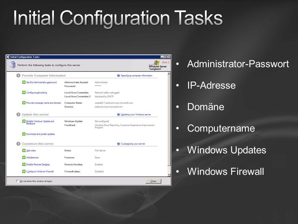 Print Server File Server Active Directory