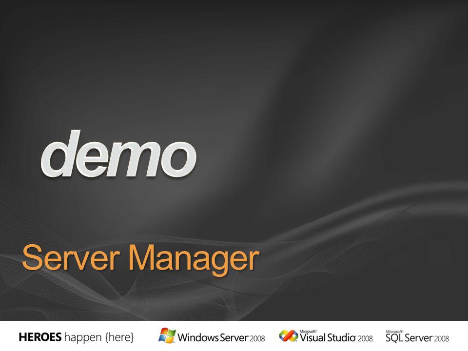 12 57 Wieviele verschiedene Menüs brauchen Sie in Windows Server 2008, um die initiale Konfiguration manuell durchzuführen?