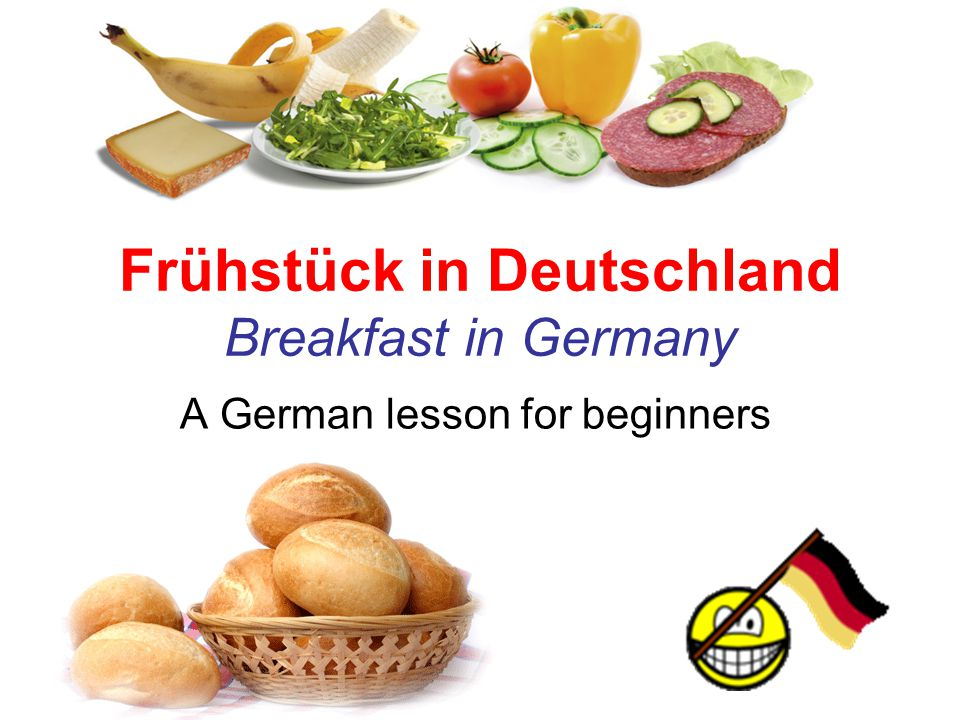 Some more useful German words when eating …