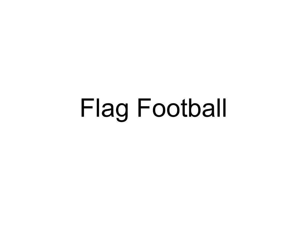 Geschichte Flag Football wurde für Kinder erfunden um sie an das brutalere American Football heranzuführen dennoch spielen es heute viele Erwachsene.