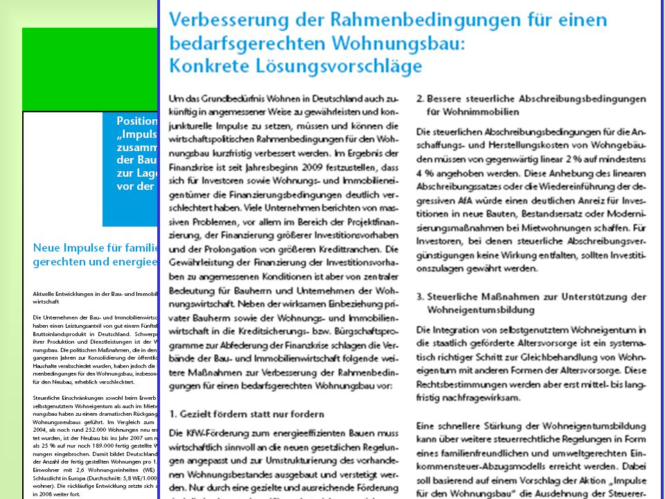Nonpaper Neu Umweltzulage Wohnungsbau.+ Erweiterung Netzwerk.
